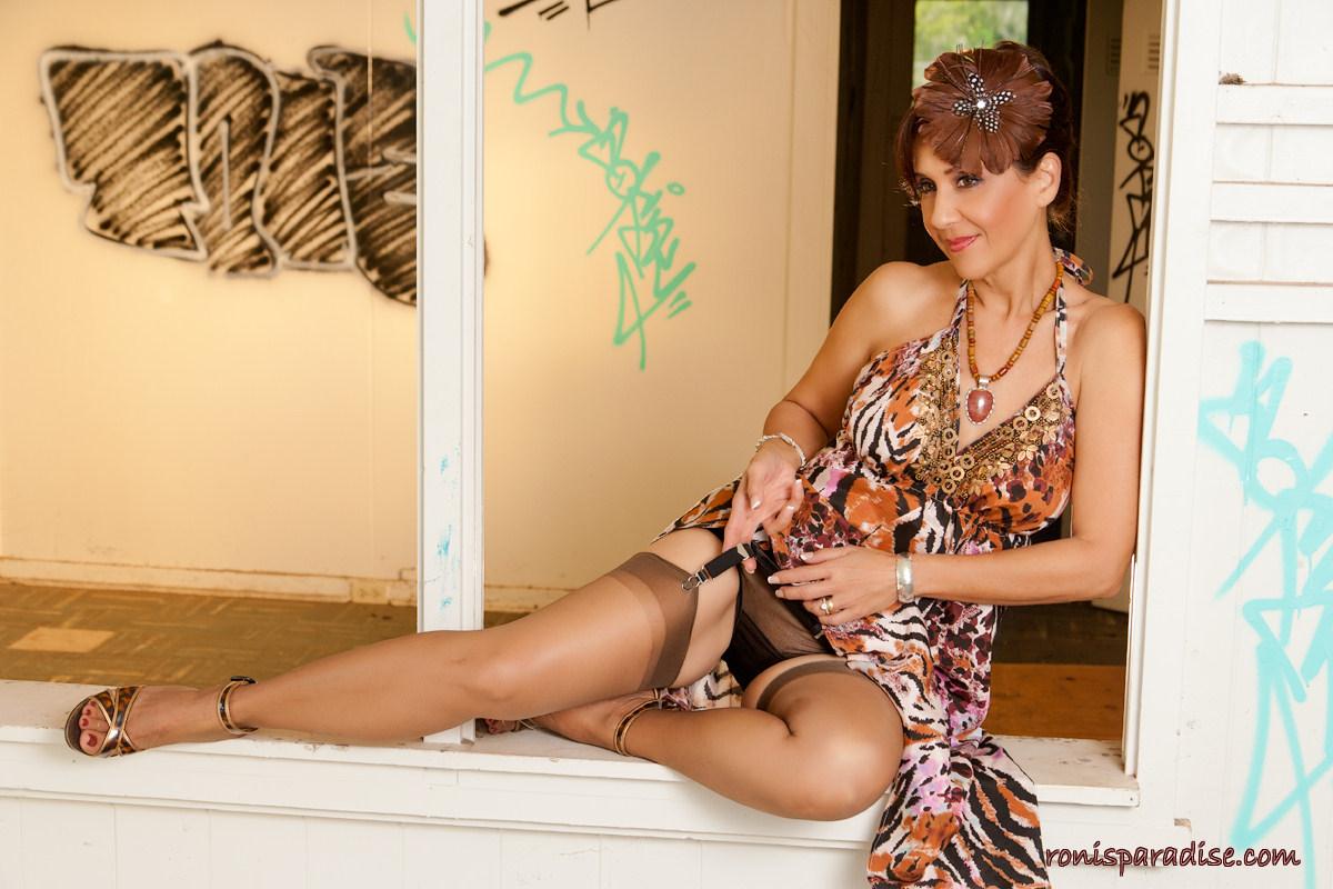 heel in mature model