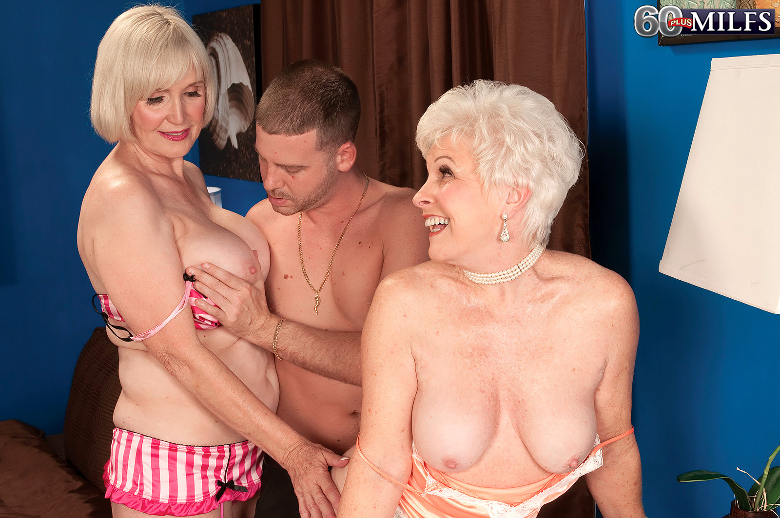 from Parker sexy milf threesome hardcore porn pics