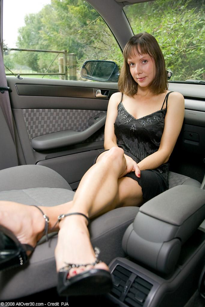 Mature back seat sex feel like