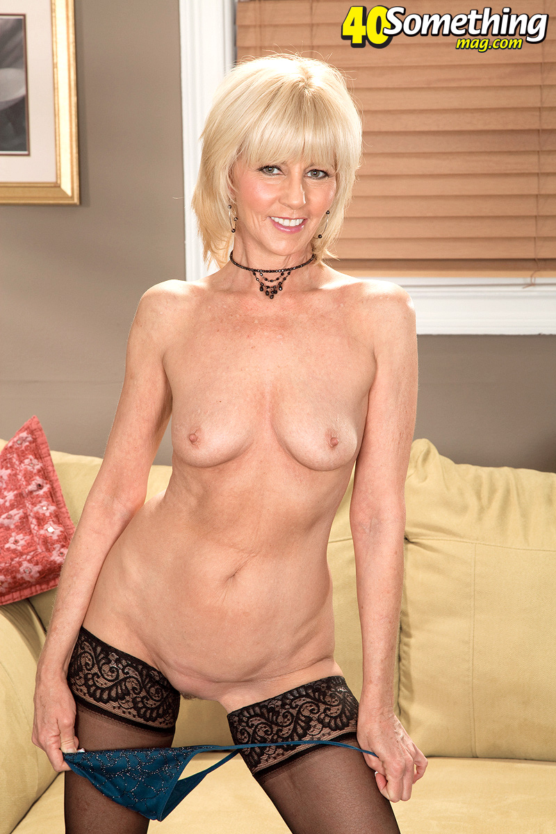 Mature blonde cougar apologise, but