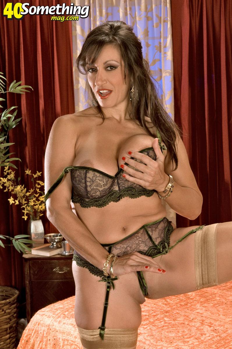 Porn big tits mature