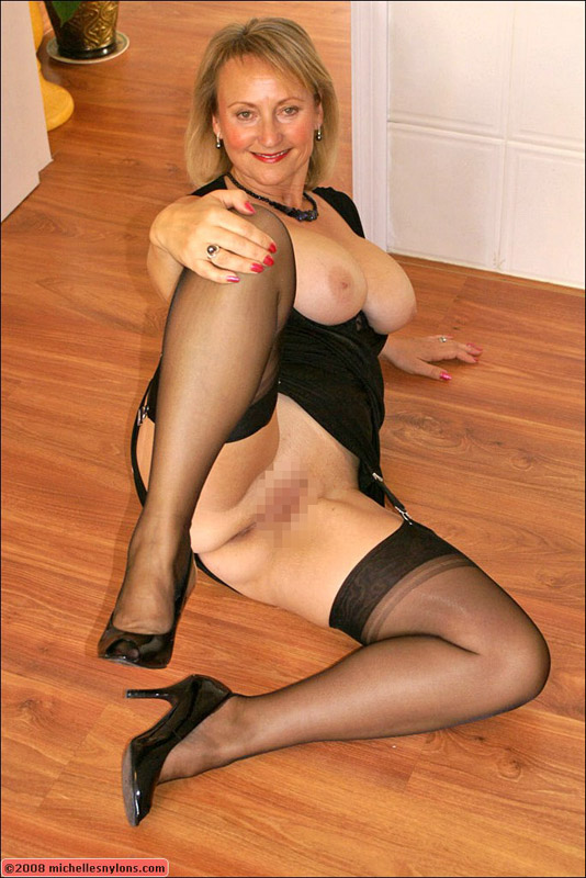 All can Mature erotic nylons join