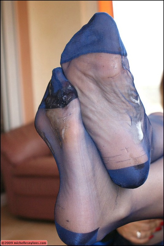Milf Nylon Feet Amateur