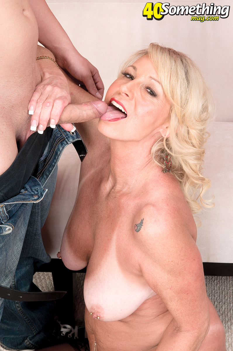 mature milf nurse tugs and gets tits out