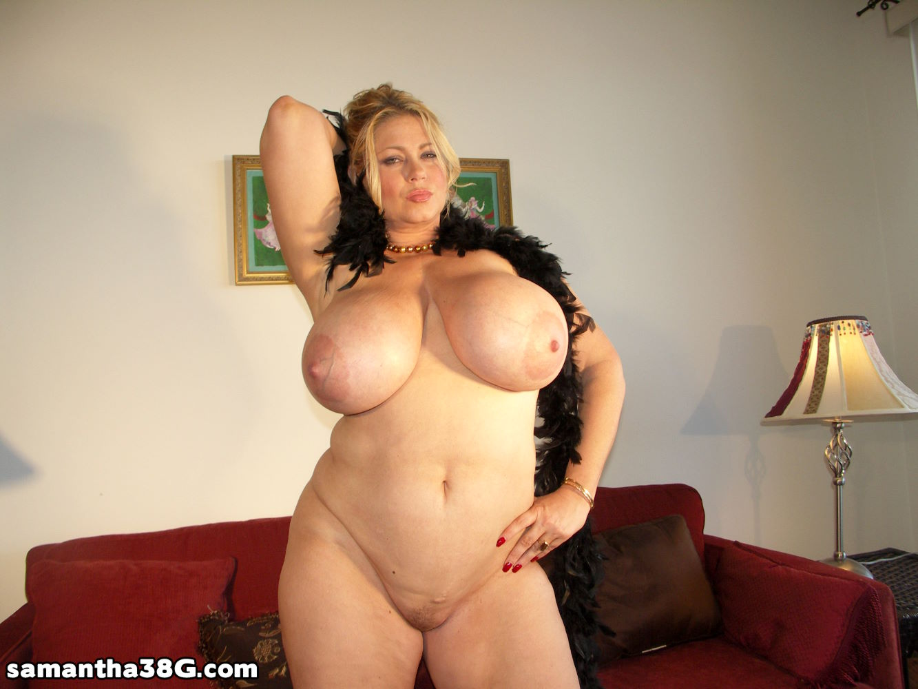 Blonde Milf Big Nipples