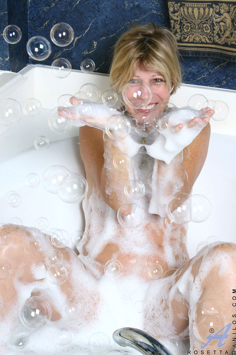 she loves to soap up her pussy mature xxx pics