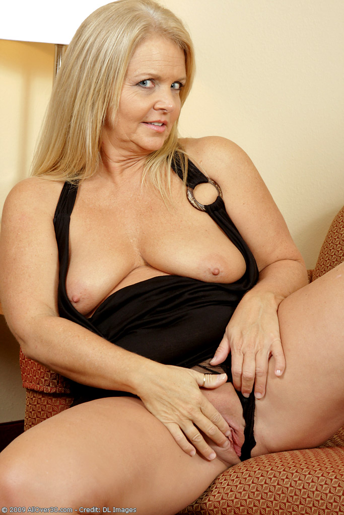 image Beautiful 50y gilf on her monthly