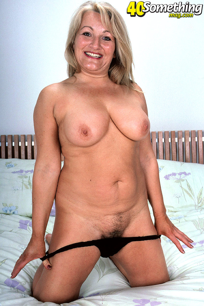 Blonde milf 40 first time illegal street 5