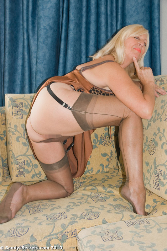 Join. And Sandy s secret nylons mature with you