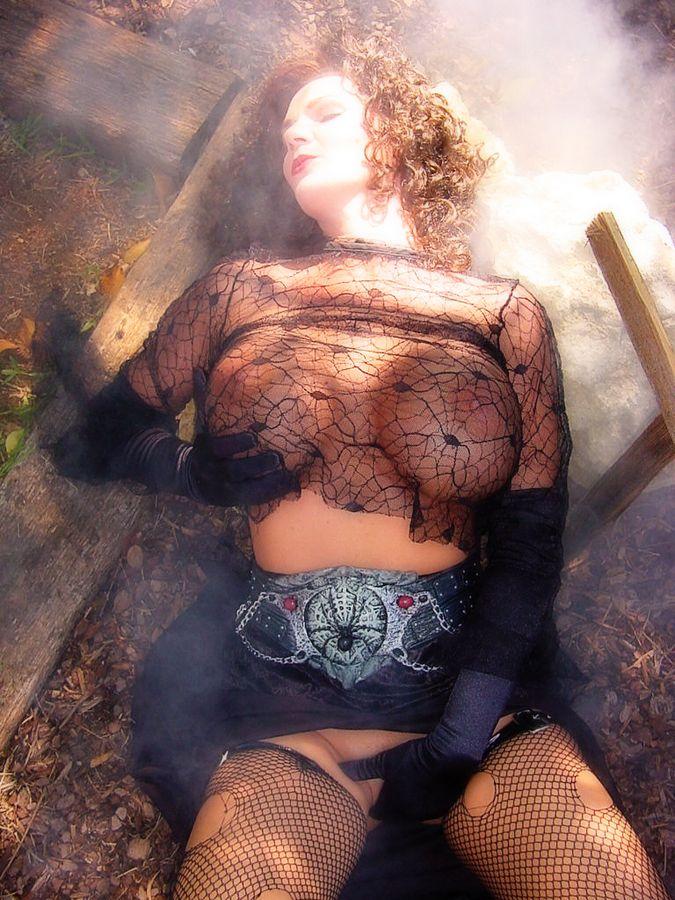 Milf halloween sexy witch